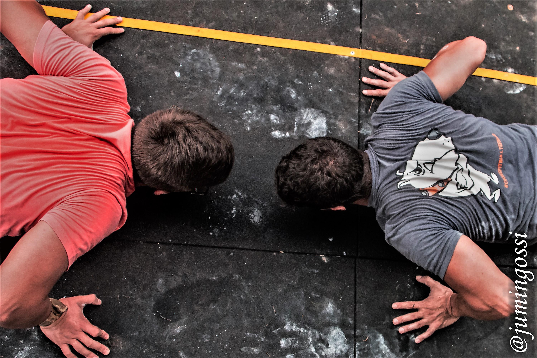 Encontre o melhor piso CrossFit do mercado