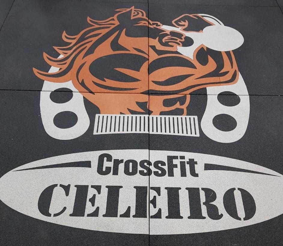 Os diferenciais do piso CrossFit emborrachado OS DIFERENCIAIS DO PISO CROSSFIT EMBORRACHADO