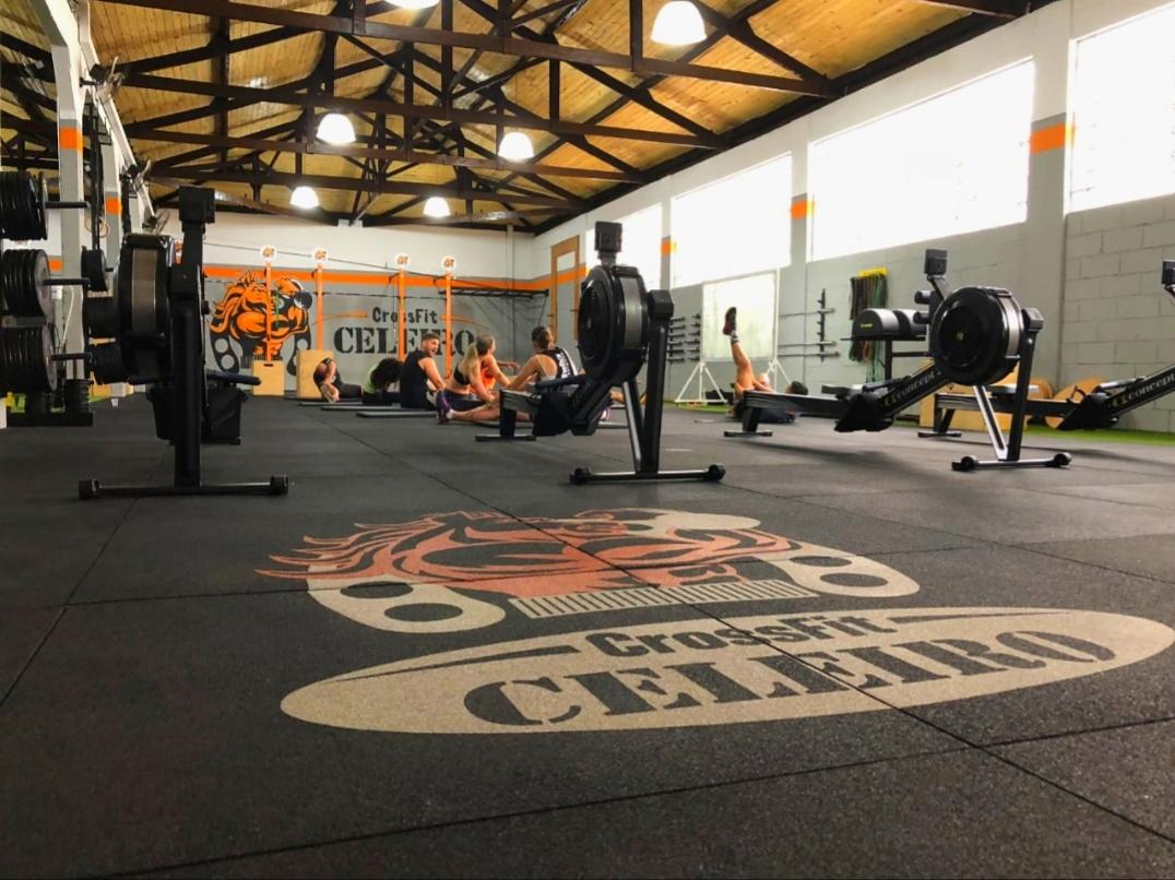 Quanto custa montar uma academia de CrossFit