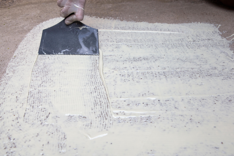 Passo a passo de como preparar o contrapiso para aplicação do piso emborrachado