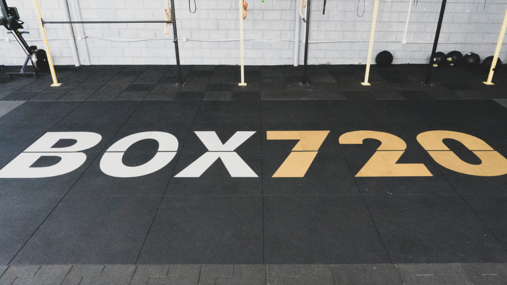 Piso para CrossFit