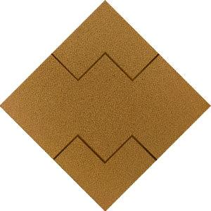 Amarelo Ocre Mosaico