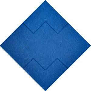 Azul Claro Mosaico