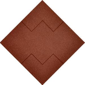 Laranja Externo Mosaico