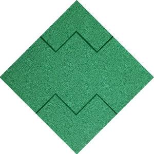 Verde Claro Mosaico
