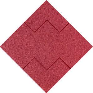Vermelho Mosaico
