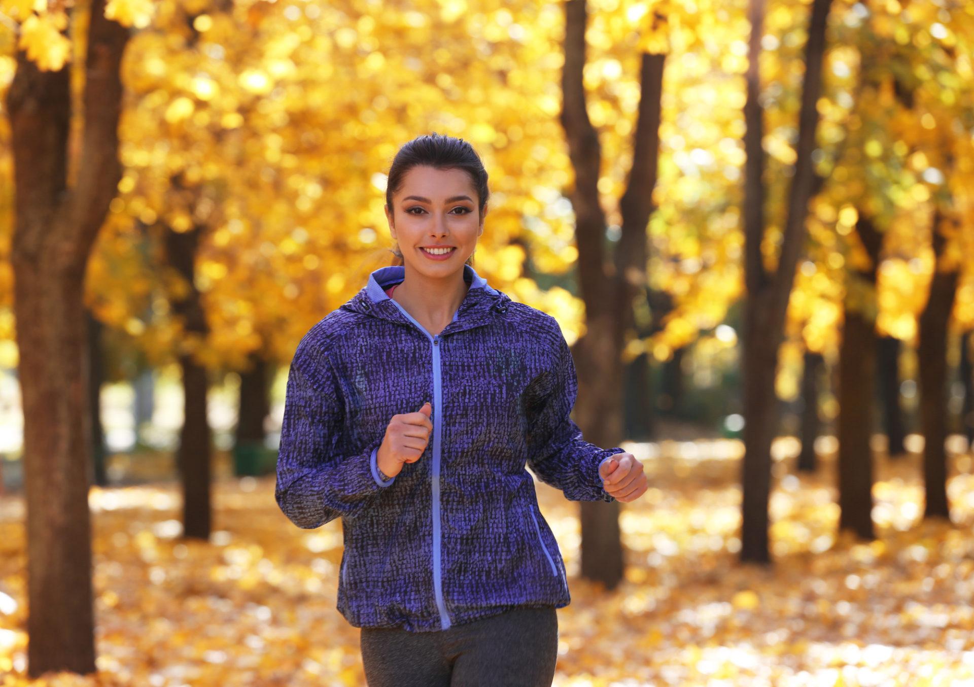 Roupas para se exercitar no frio
