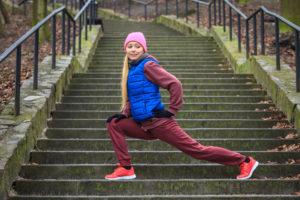 Exercício no frio